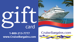 Cruise Bargains Gift Card